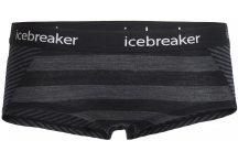 Icebreaker Boxer Sprite Hot Pants Stripe W