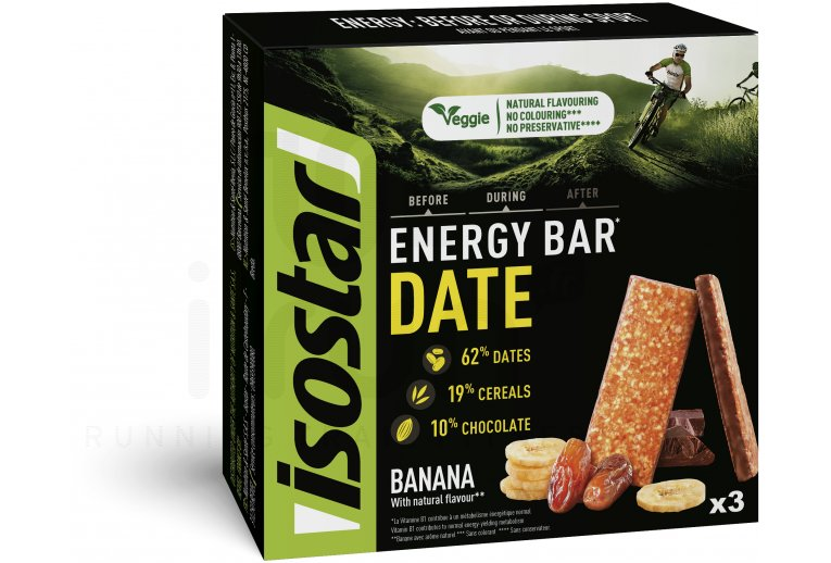 Isostar Essential Bar - Banane