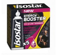 Isostar Gel Energy Boost Antioxydants - Cranberry