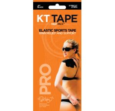 KT Tape Fast Pack 3 bandes Synthetic Pro black