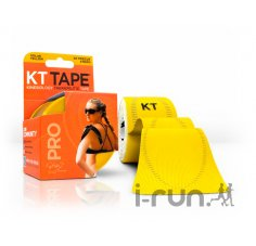 KT Tape KT Tape Synthetic Pro Yellow