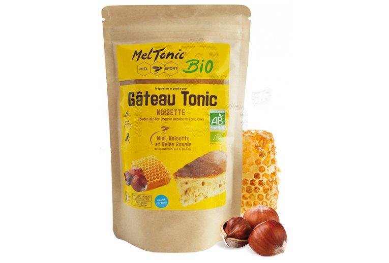 MelTonic Gâteau Tonic Bio - Noisette, Miel