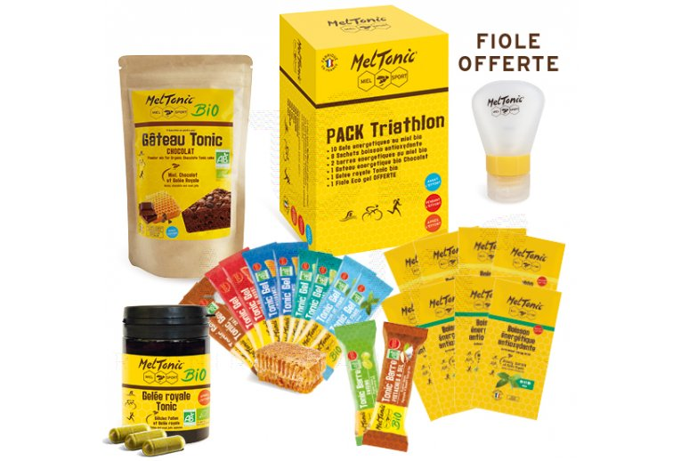 MelTonic Pack Triathlon