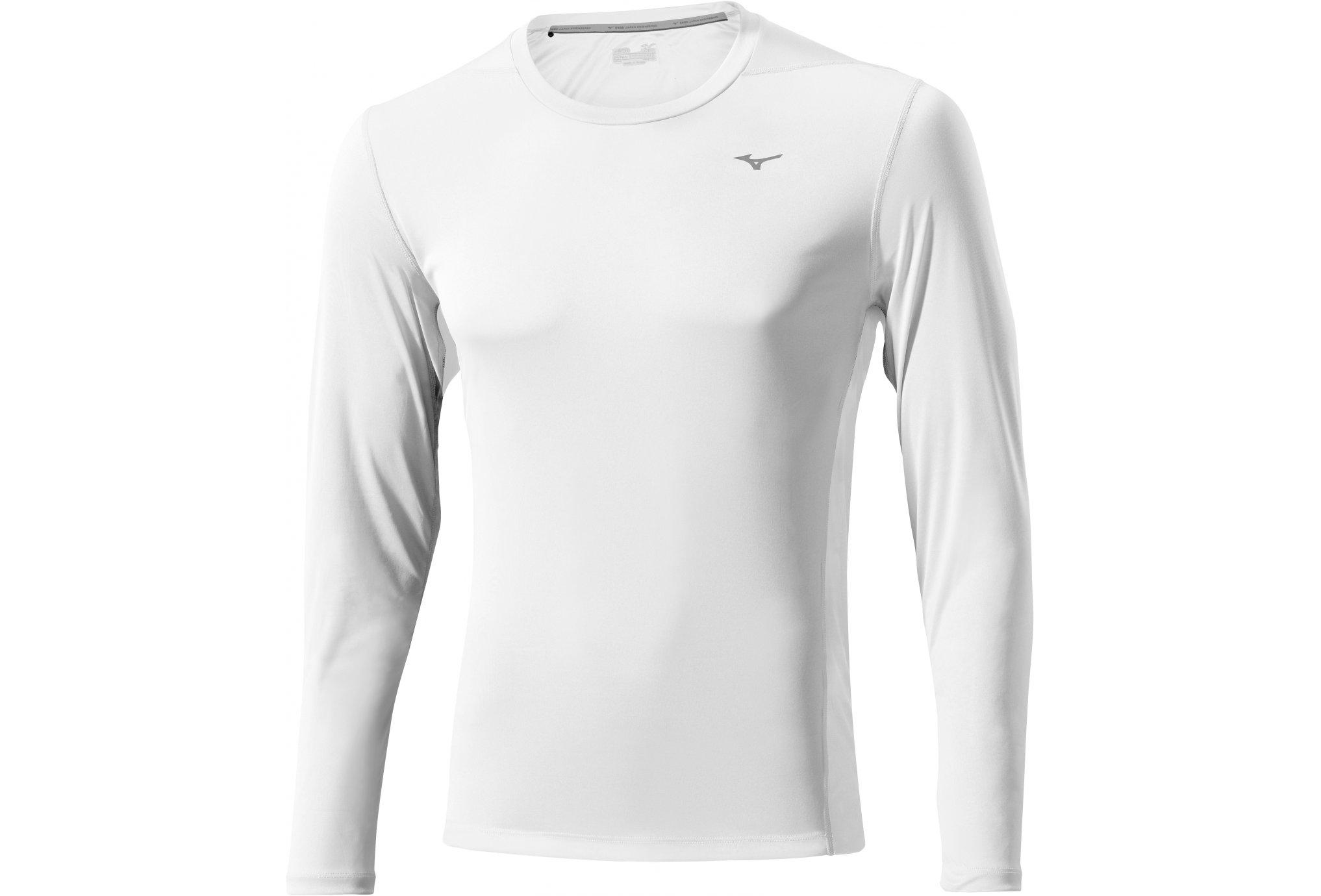 Mizuno Tee-shirt DryLite Core M Diététique Vêtements homme