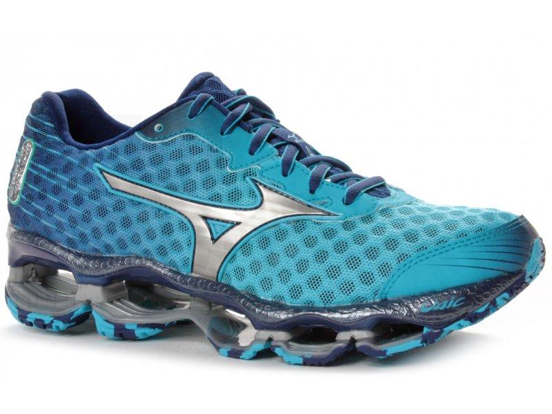 4a804abda2443 ... Mizuno Wave Prophecy 4 W pas cher - Chaussures running femme running !