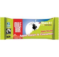 Mulebar Barre Energétique Apple Strudel - Pomme/Raisin/Cannelle