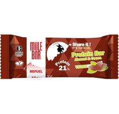 Mulebar Barre Protéinée Refuel - Chocolat Amandes