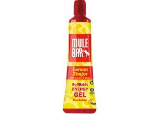 Mulebar Gel Energy Lemon Zinger - Limón/Gengimbre
