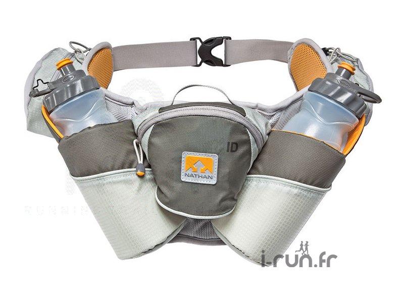 Nathan ceinture porte bidon elite 2v accessoires running sac hydratation gourde nathan - Ceinture porte gourde running ...