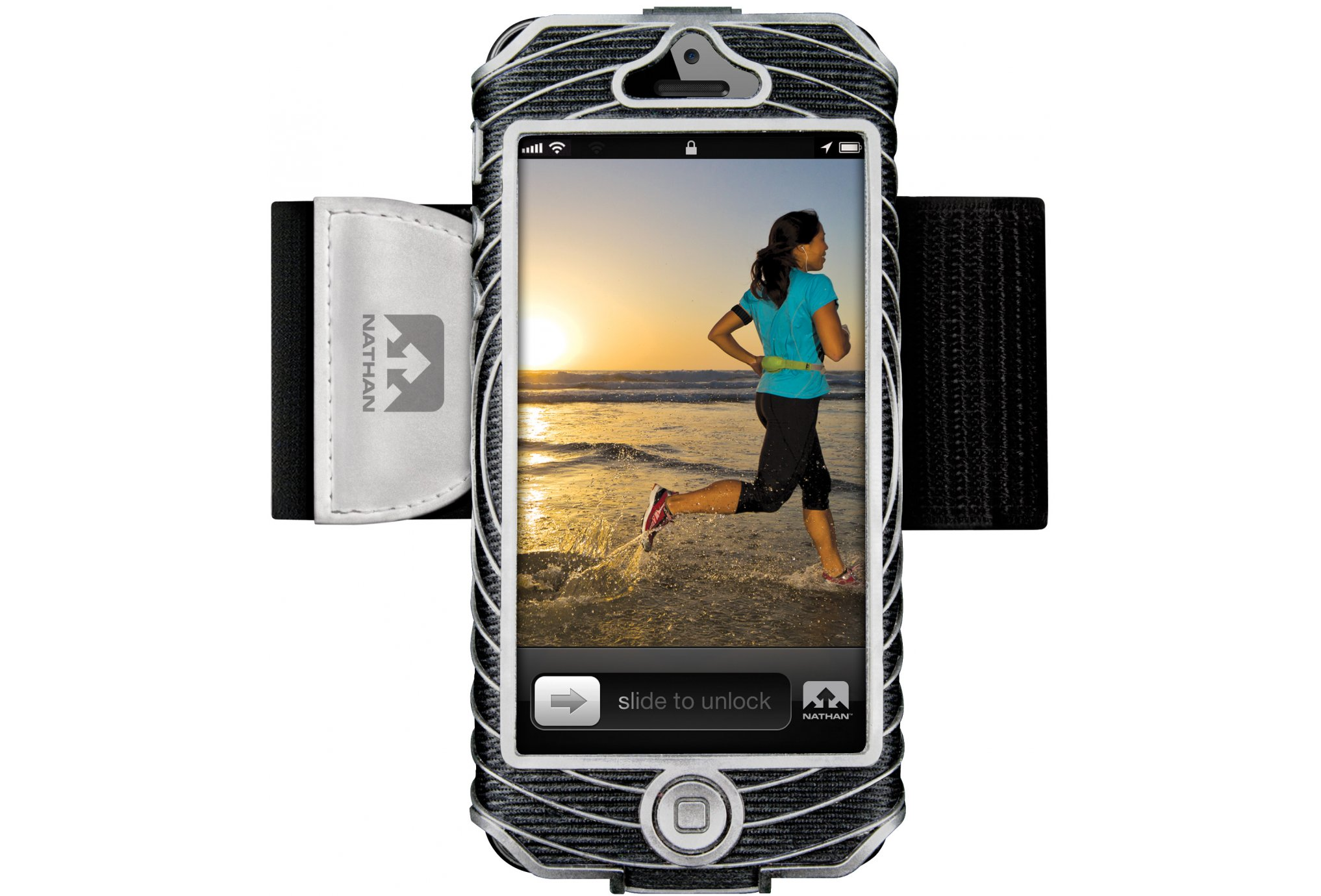 Nathan Sonic Boom Iphone 5 Accessoires téléphone