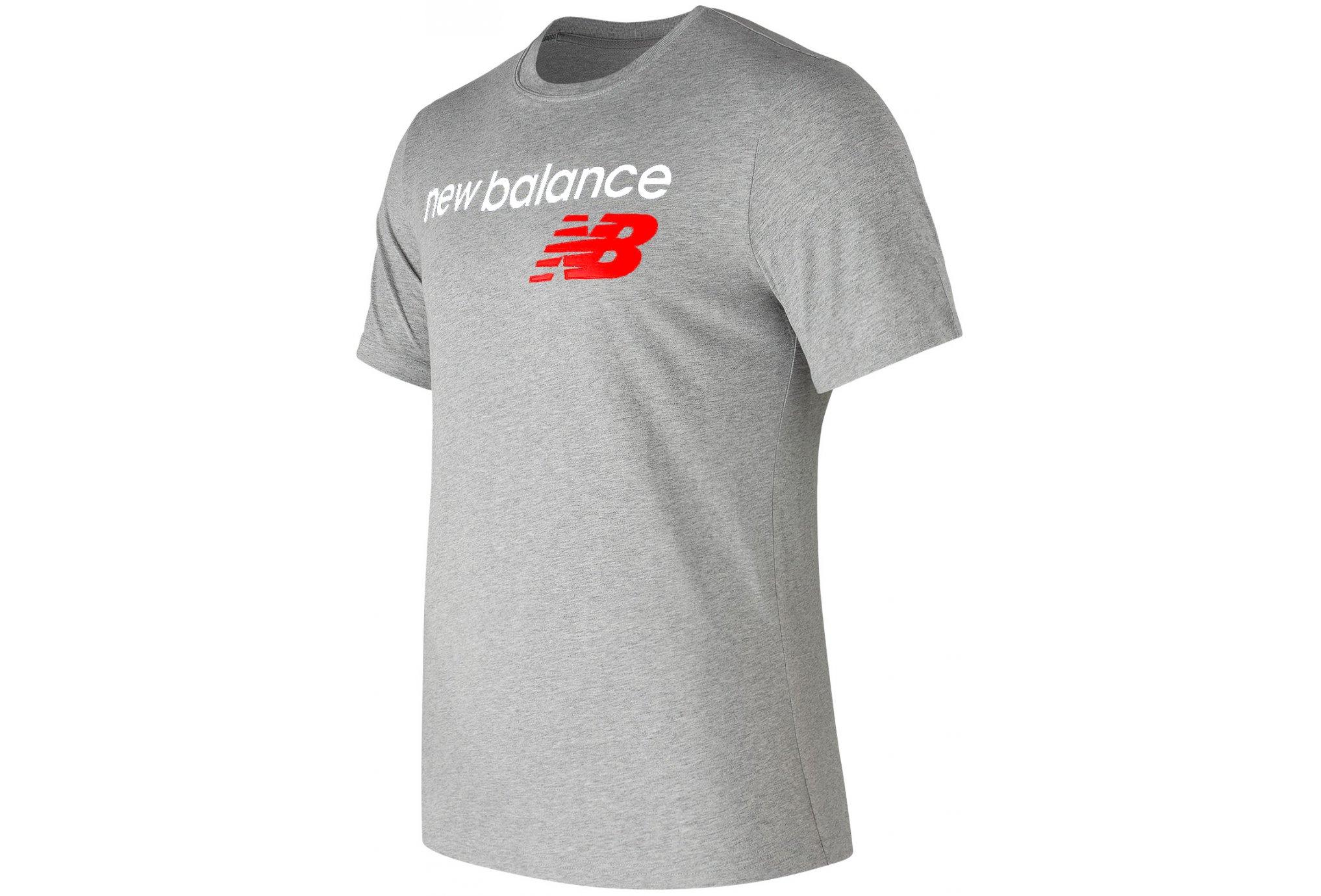New Balance Athletic Main Logo M vêtement running homme