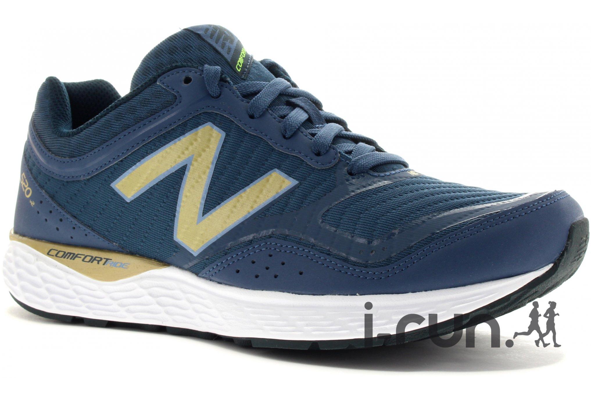 New Balance W 520 V2 - B Diététique Chaussures femme