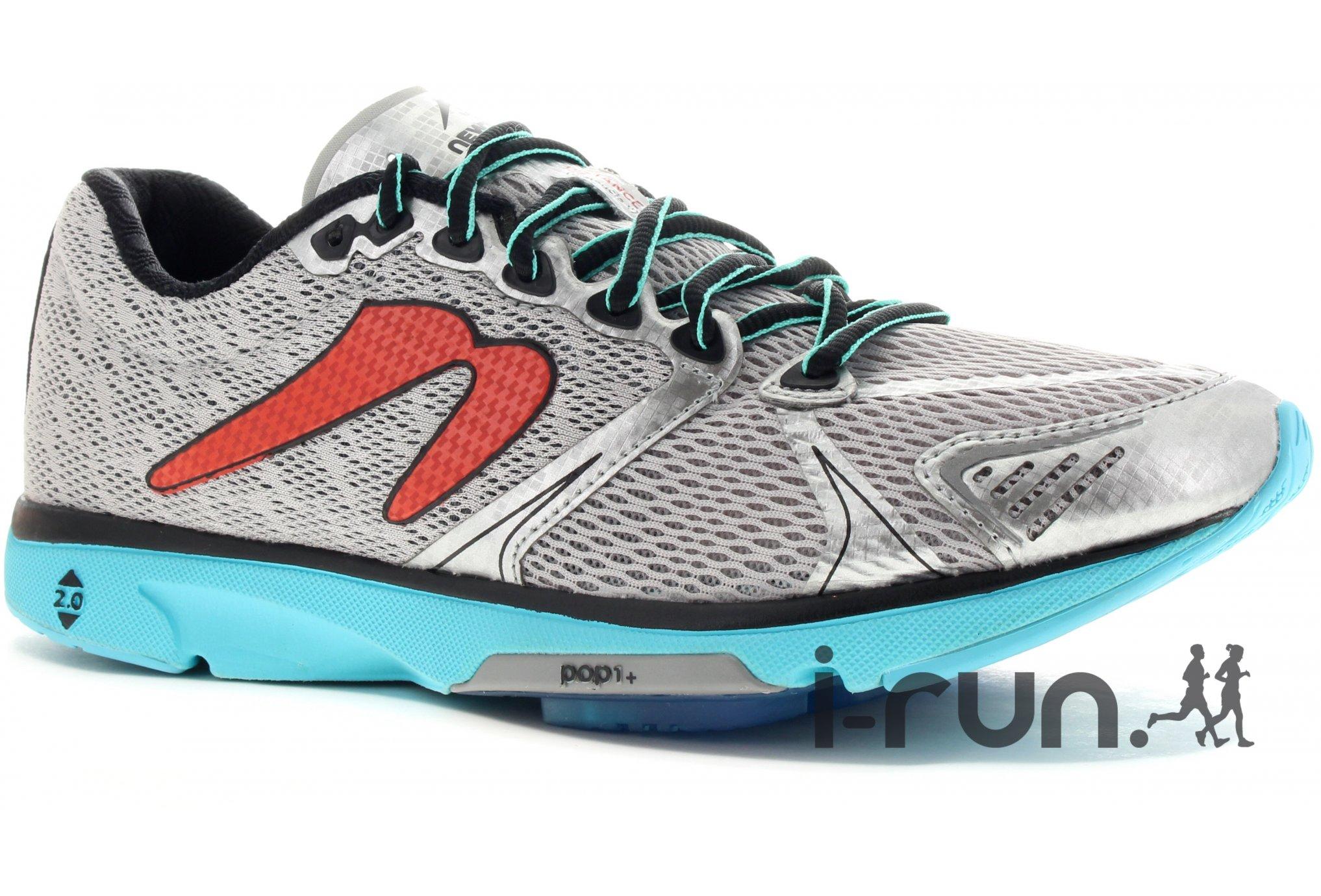 Newton running Distance V W Diététique Chaussures femme