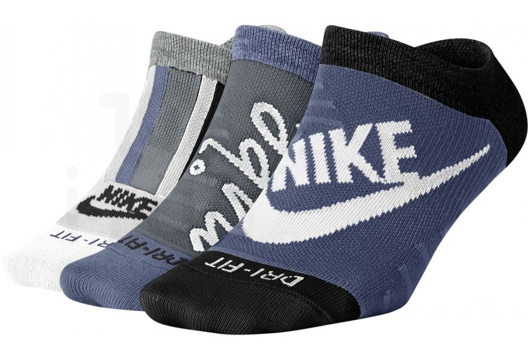 Nike 3 paires Everyday Max Cushion Crew W