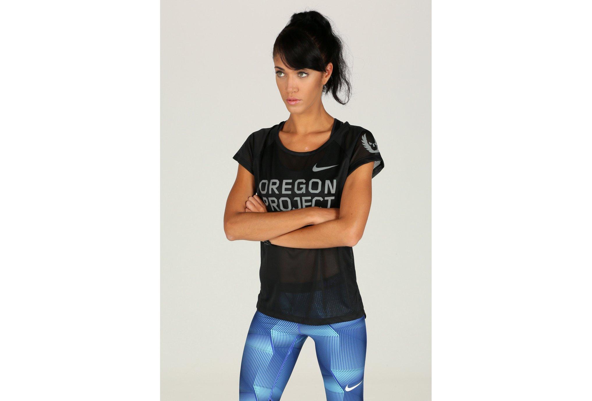 Nike Breathe Running W Diététique Vêtements femme