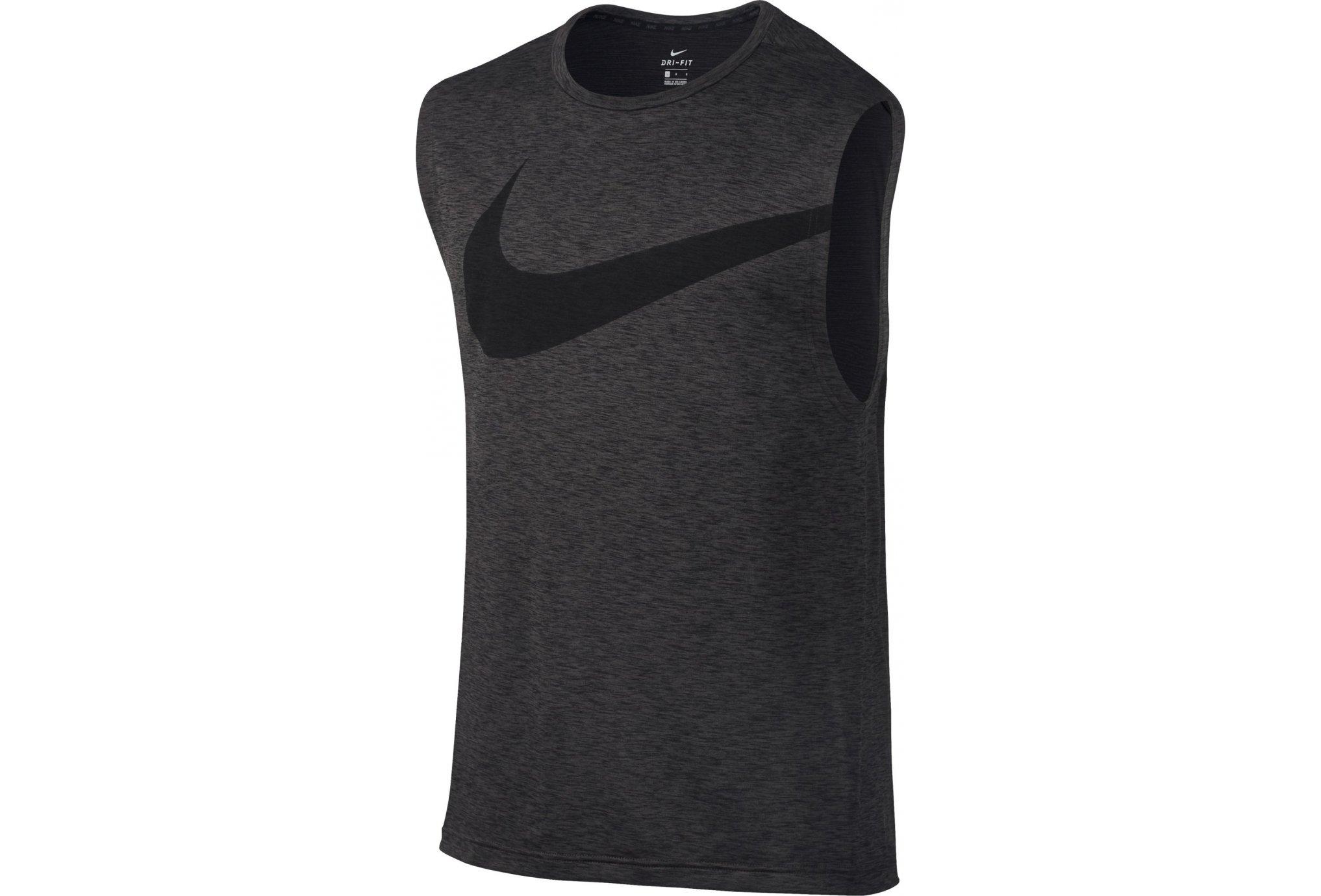 Nike Breathe Training M vêtement running homme 40a6380e959f