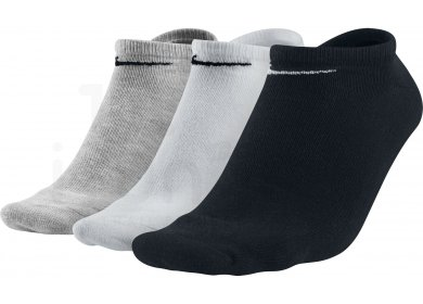 nike chaussettes invisibles coton pas cher accessoires. Black Bedroom Furniture Sets. Home Design Ideas