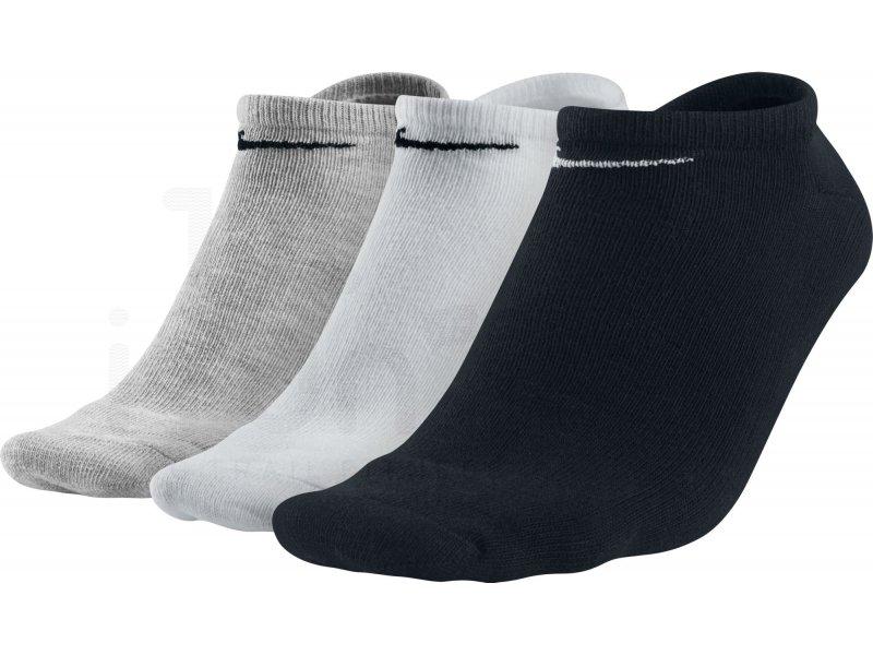 Nike Chaussettes invisibles Coton pas cher Accessoires running Chaussettes en promo