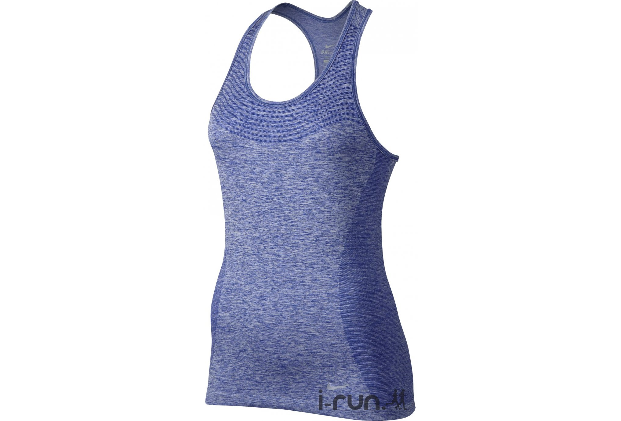 Nike Débardeur Dri-Fit Knit W vêtement running femme
