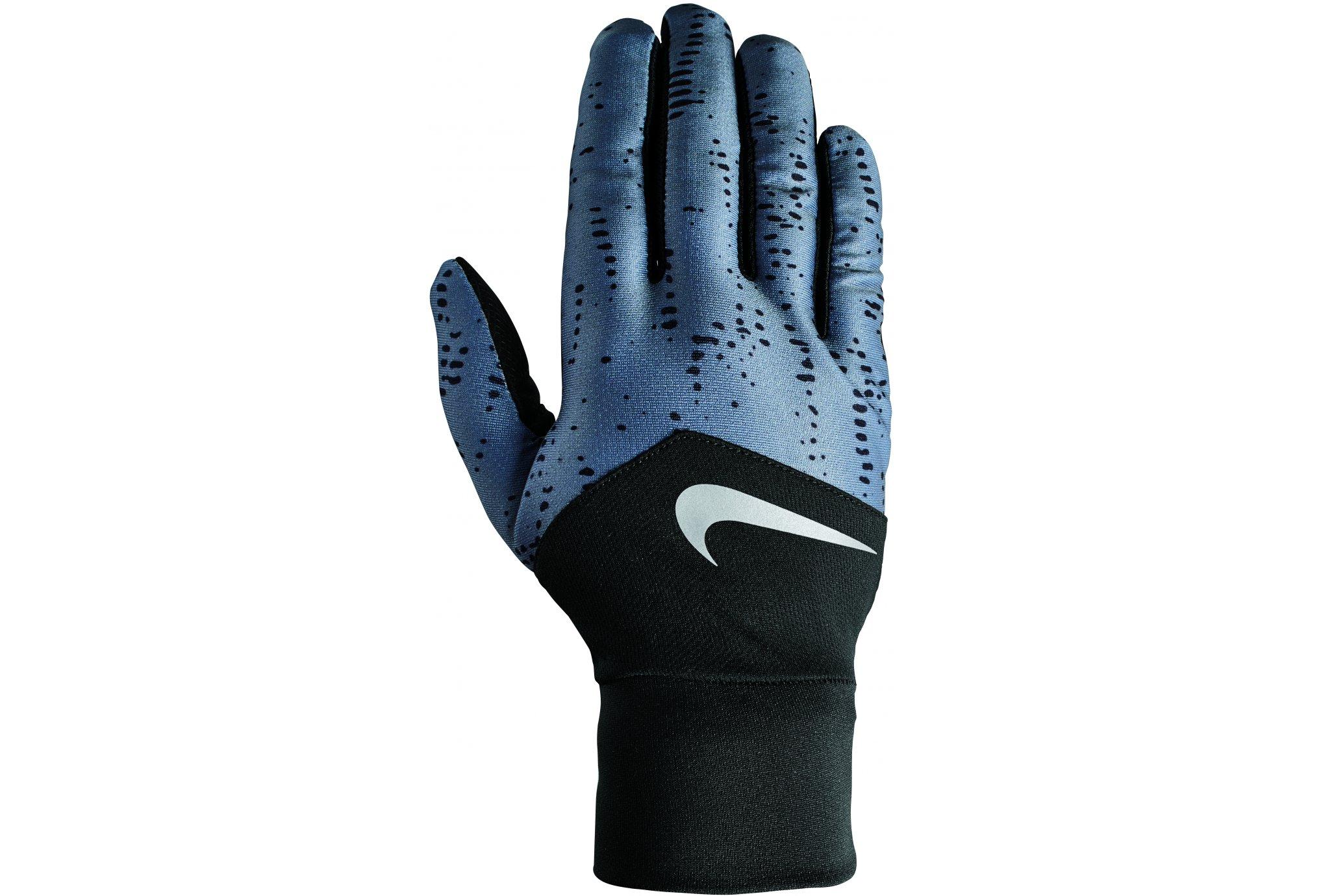 Nike Dri-Fit tempo printed m bonnets / gants