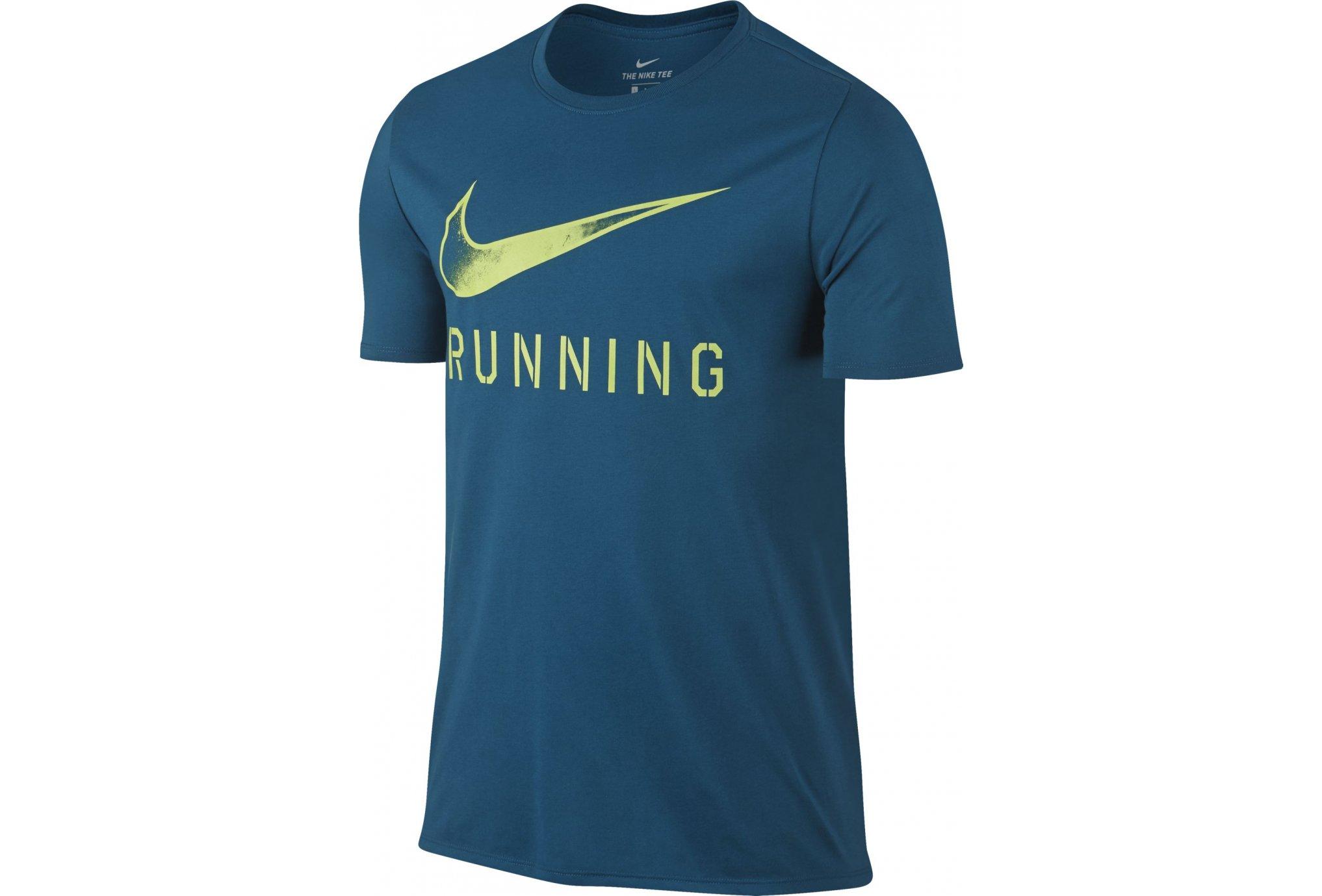 Nike Dry Double Swoosh M vêtement running homme