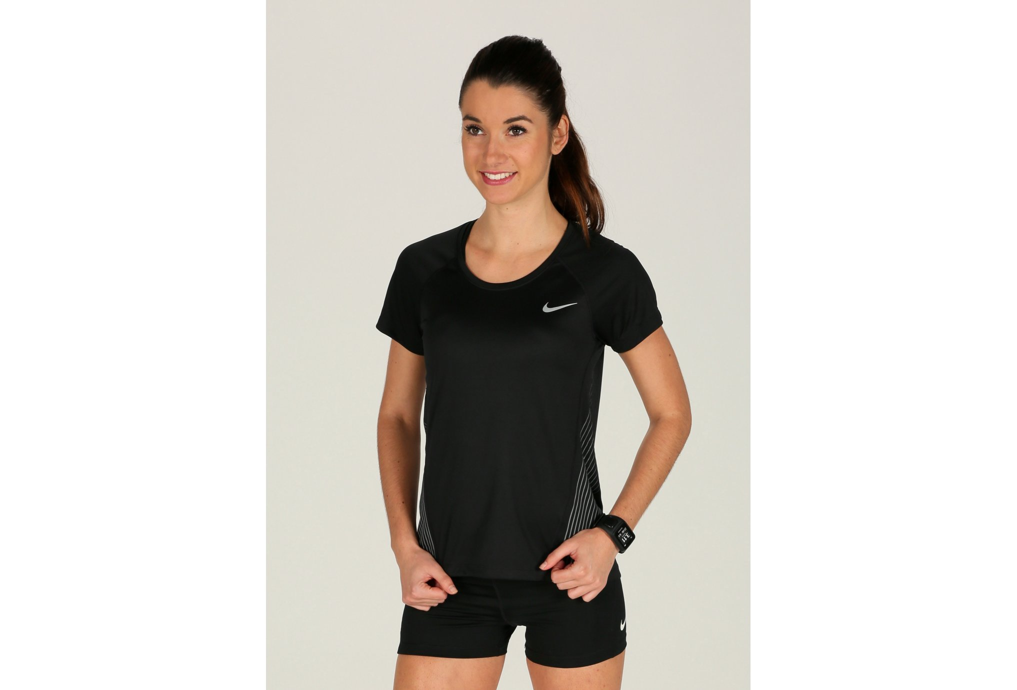 Nike Dry Miler Flash W vêtement running femme