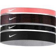 Nike Elastiques Hairband x4