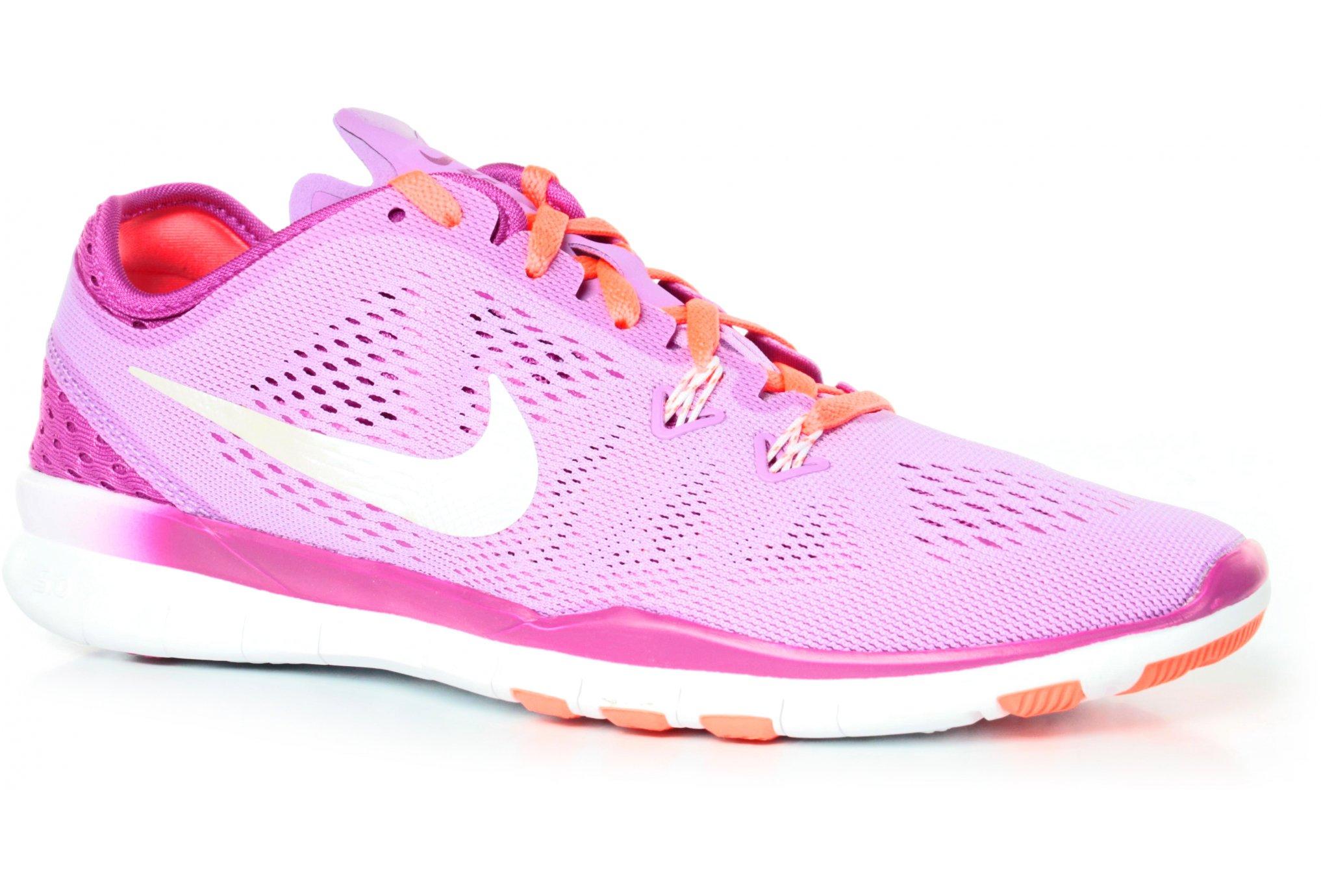 plus récent 4a392 e53b9 Resathlon - Nike Free 5.0 TR Fit 5 Breathe W Diététique ...