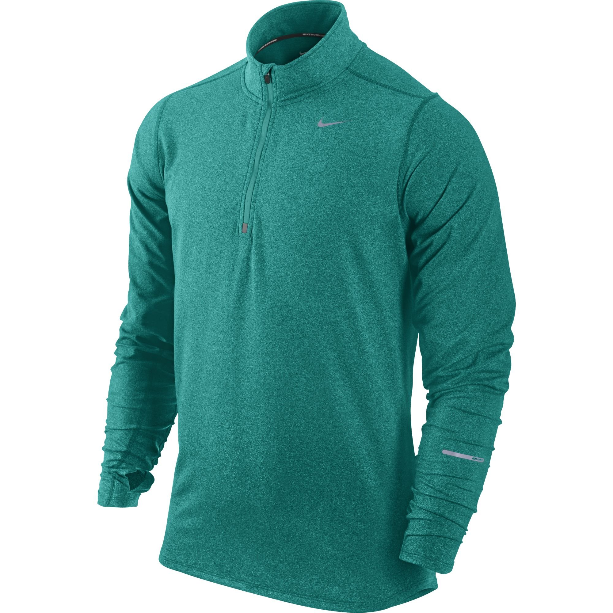Nike Maillot Element 1/2 zip M v�tement running homme