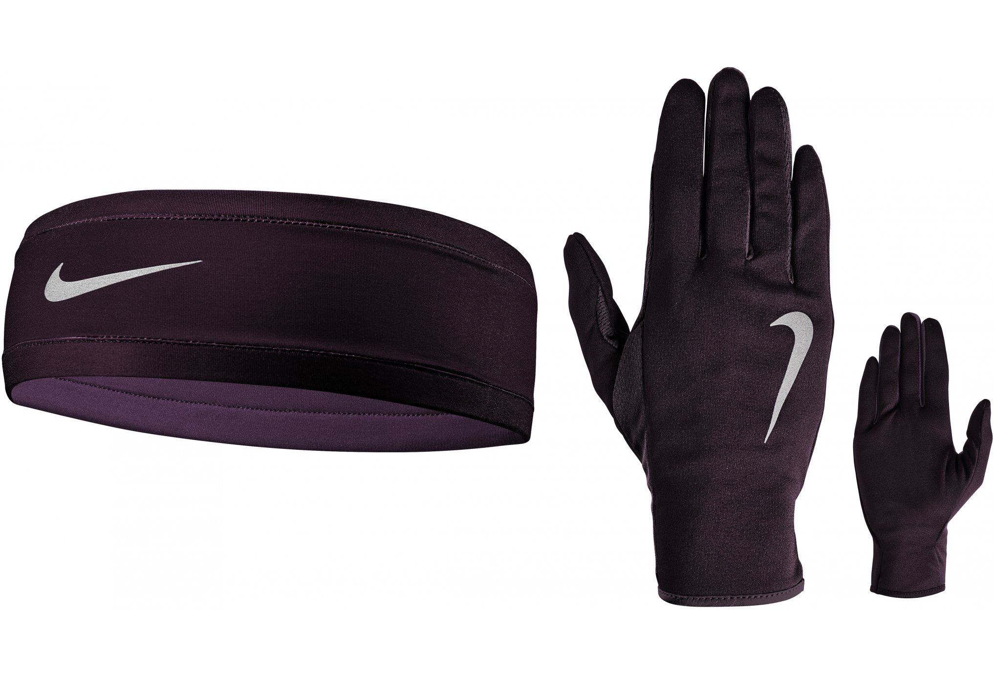 Nike Pack bandeau + gants dry w bonnets / gants