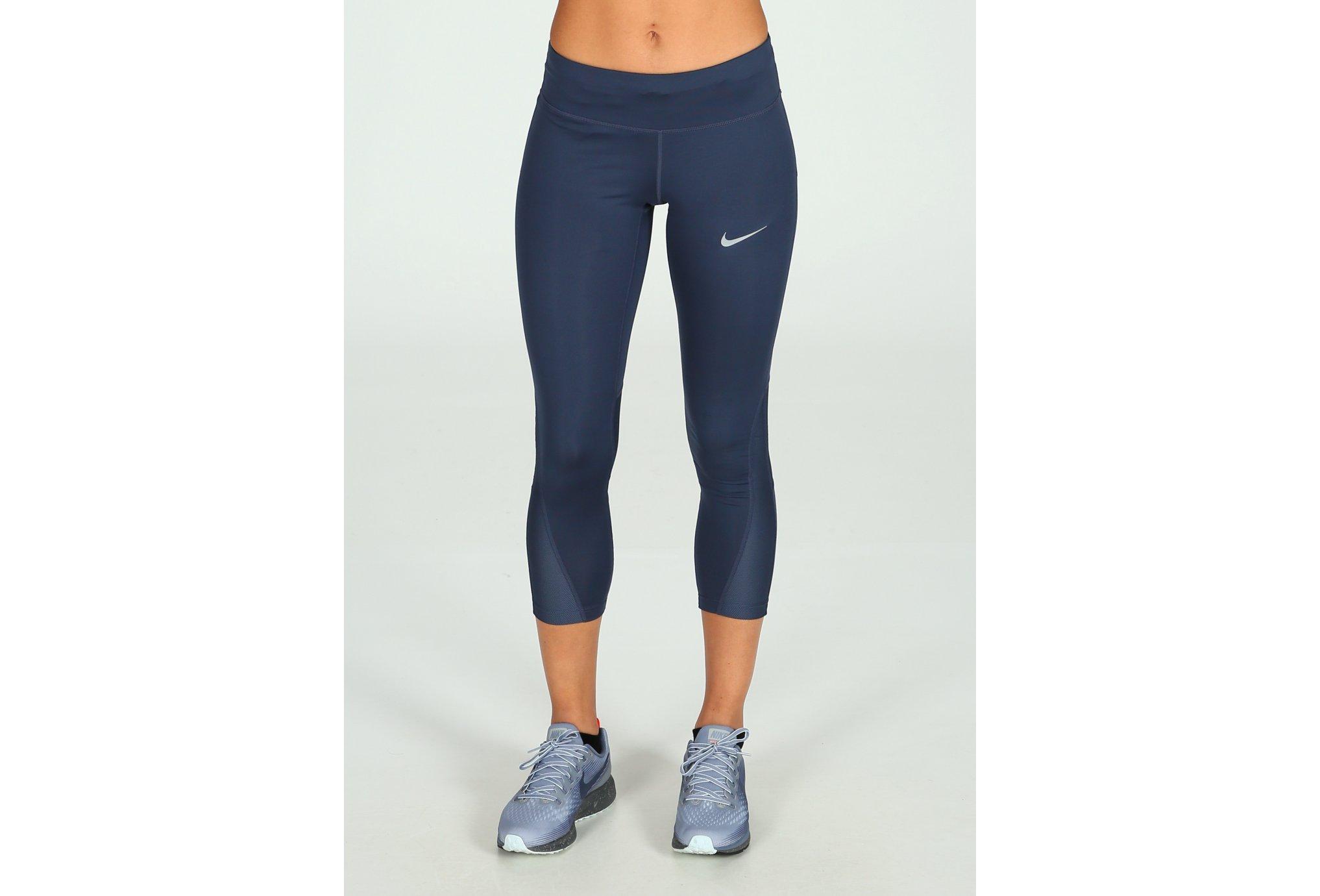 Nike Power Crop Racer W Diététique Vêtements femme