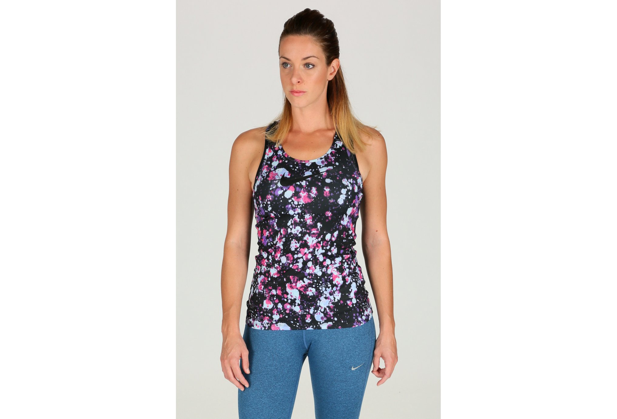Nike Pro Cool Microcosm W Diététique Vêtements femme