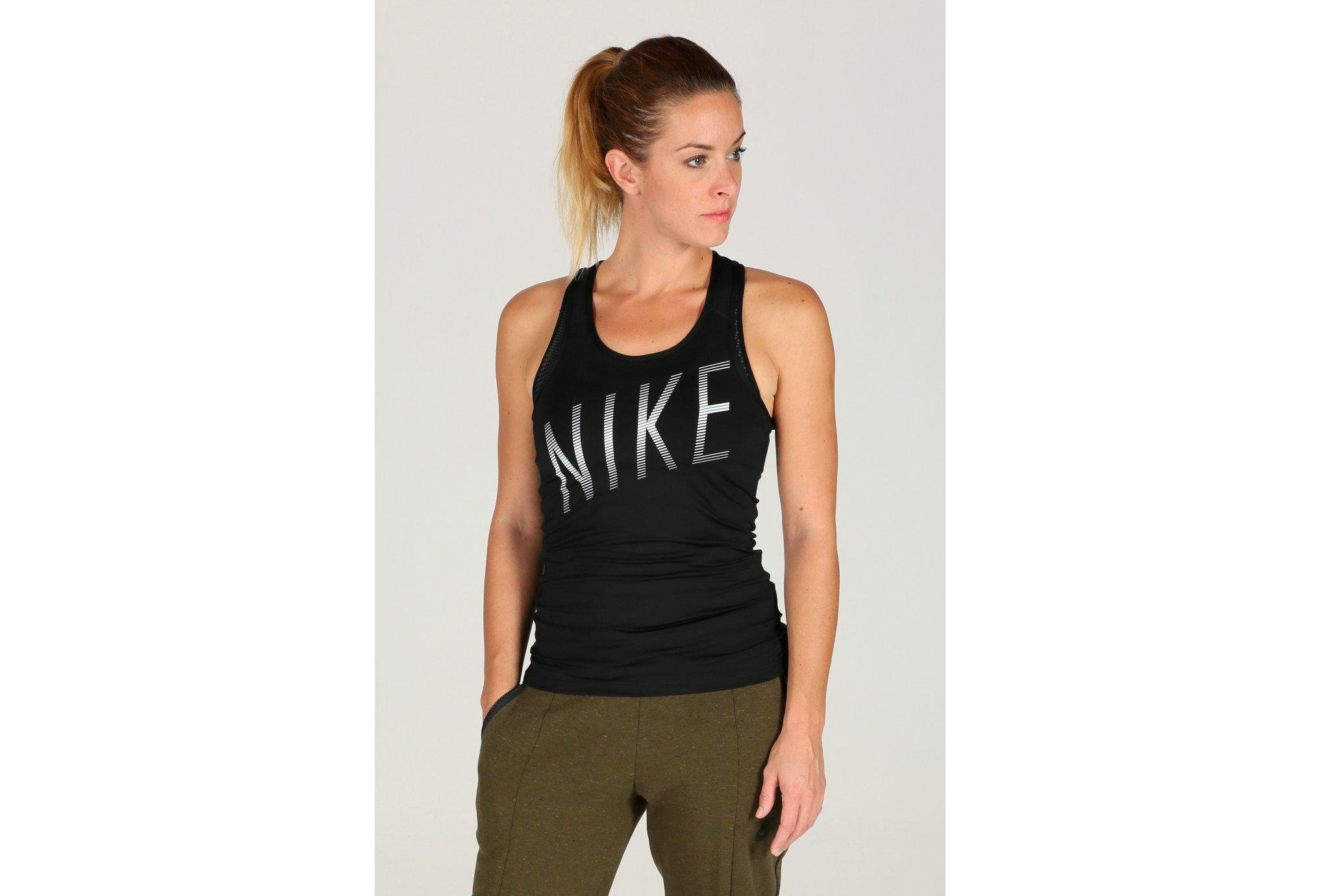 Nike Pro Cool W Diététique Vêtements femme