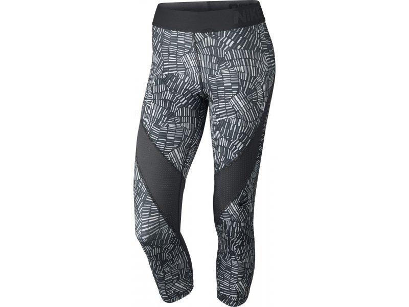 Nike Pro Warm Manches Longues Noir Femme