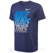 Nike Run this logo Top M