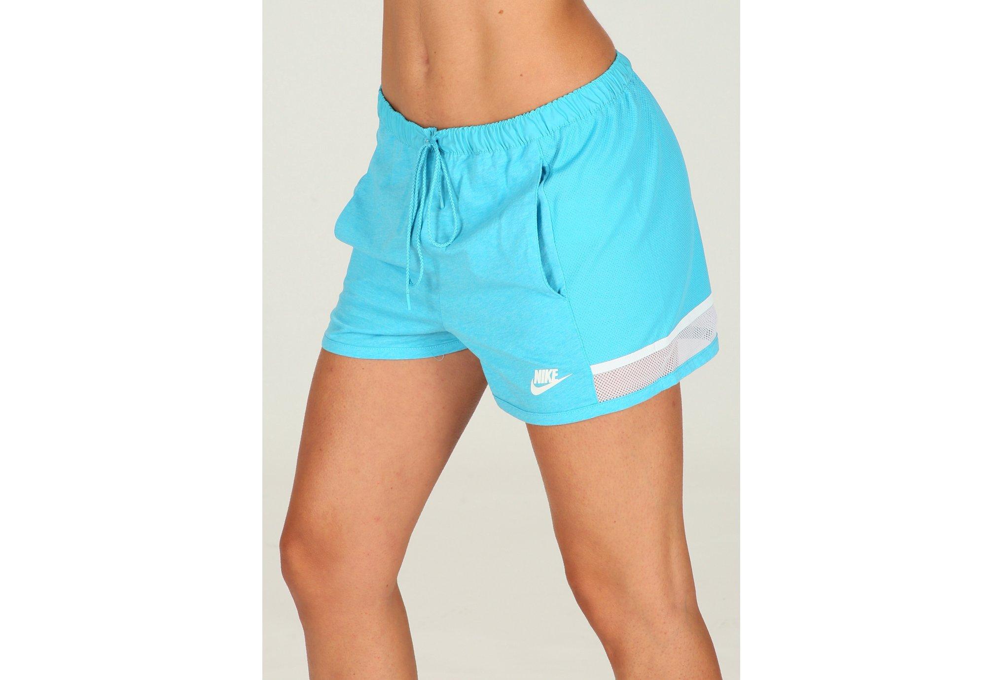 Nike Short Bonded W vêtement running femme