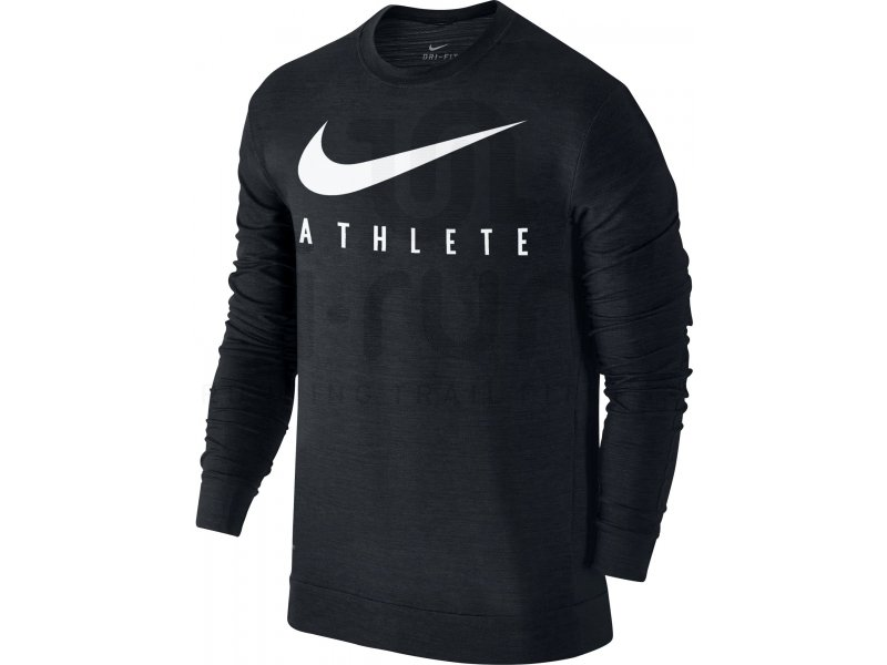nike sweat dri fit training graphic m v tements homme. Black Bedroom Furniture Sets. Home Design Ideas