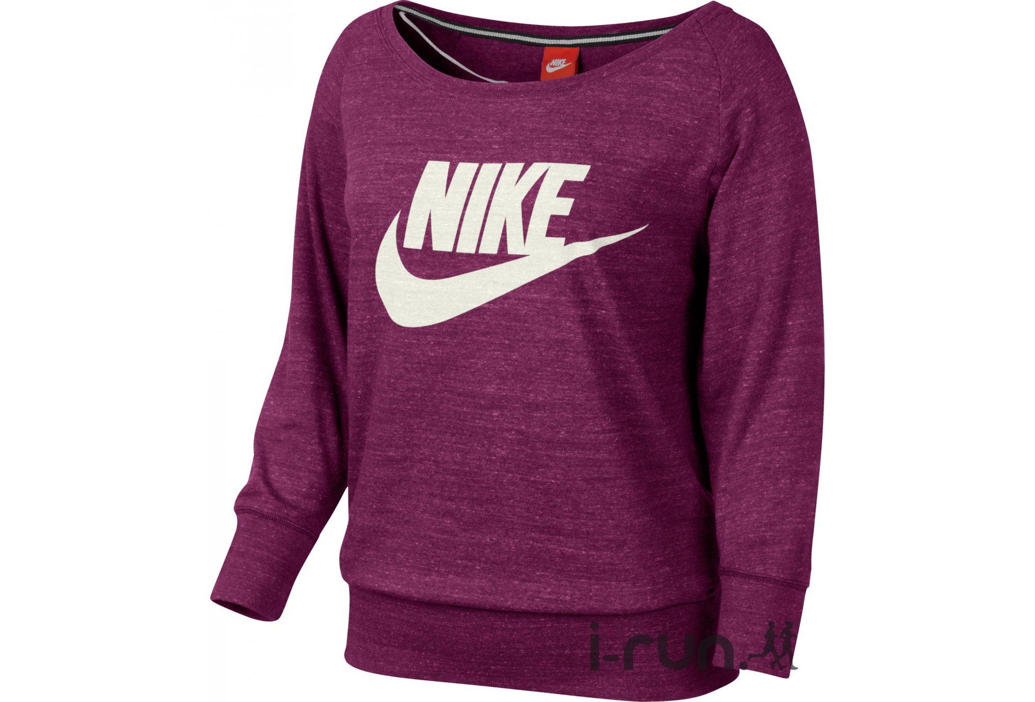 Nike Sweat Femme Gym Vintage Vetements W Crew Vintage nike 4fgqRwfP