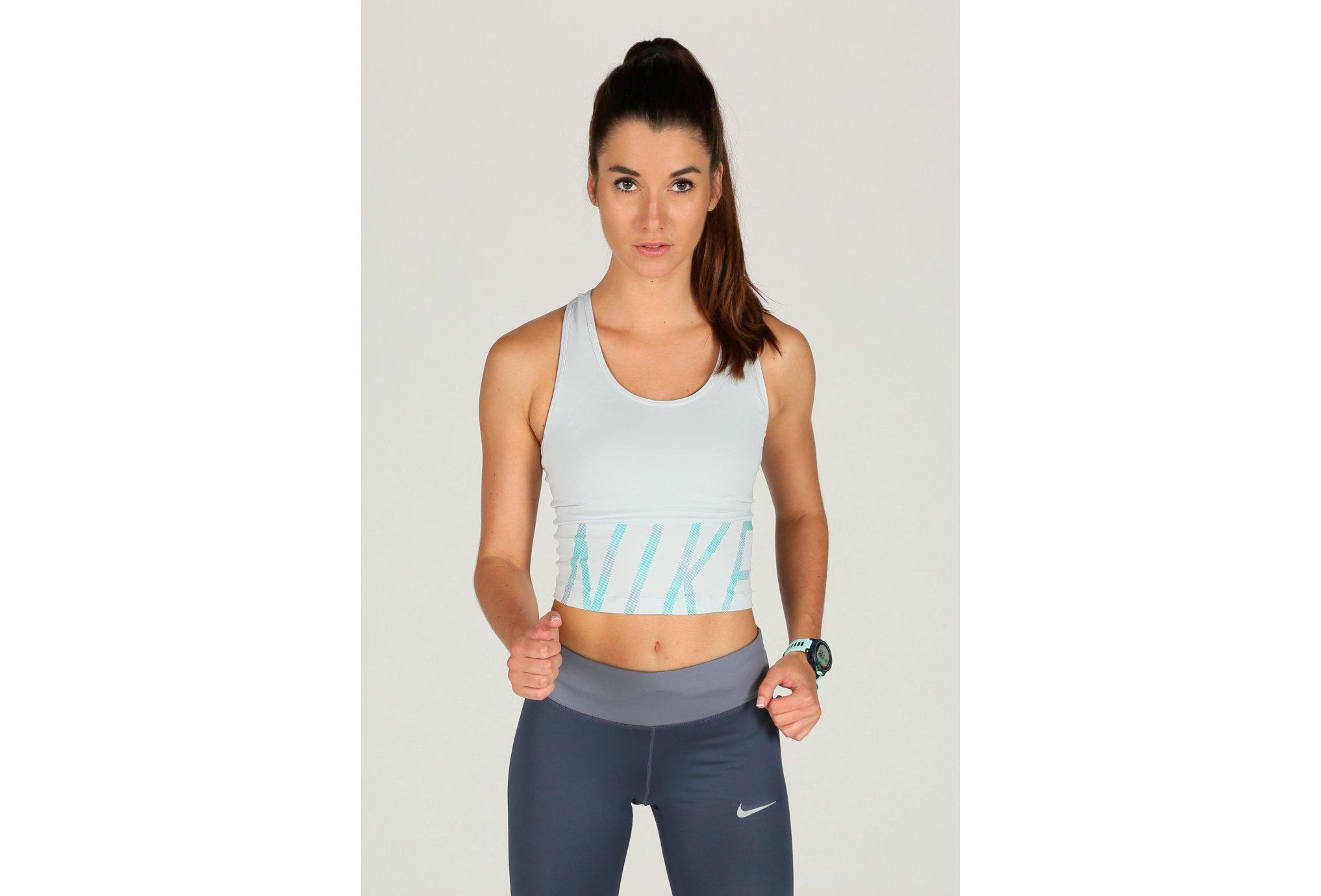 Nike Tank Crop W Diététique Vêtements femme