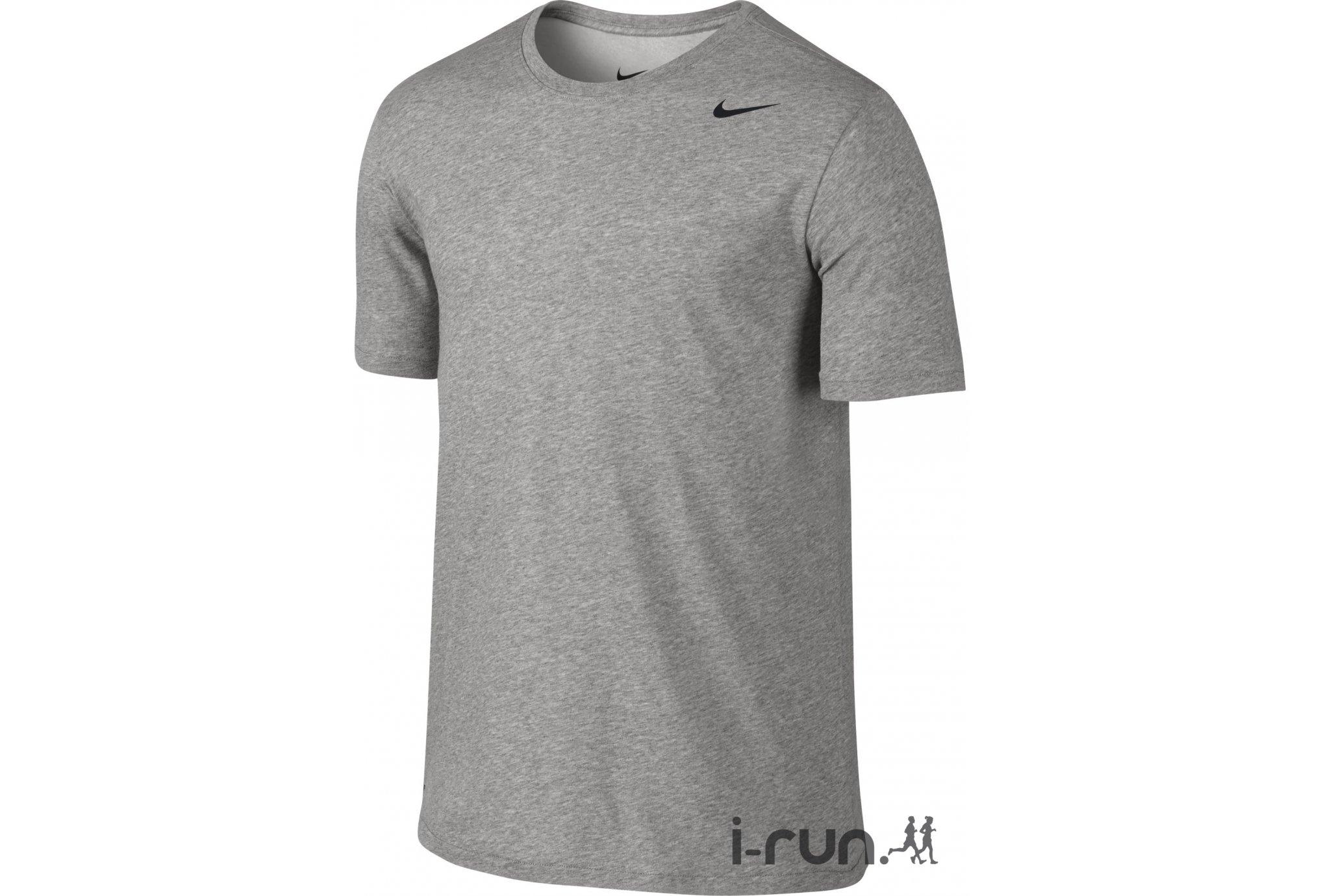 Nike Tee-Shirt Dri-Fit Cotton Version 2.0 M vêtement running homme