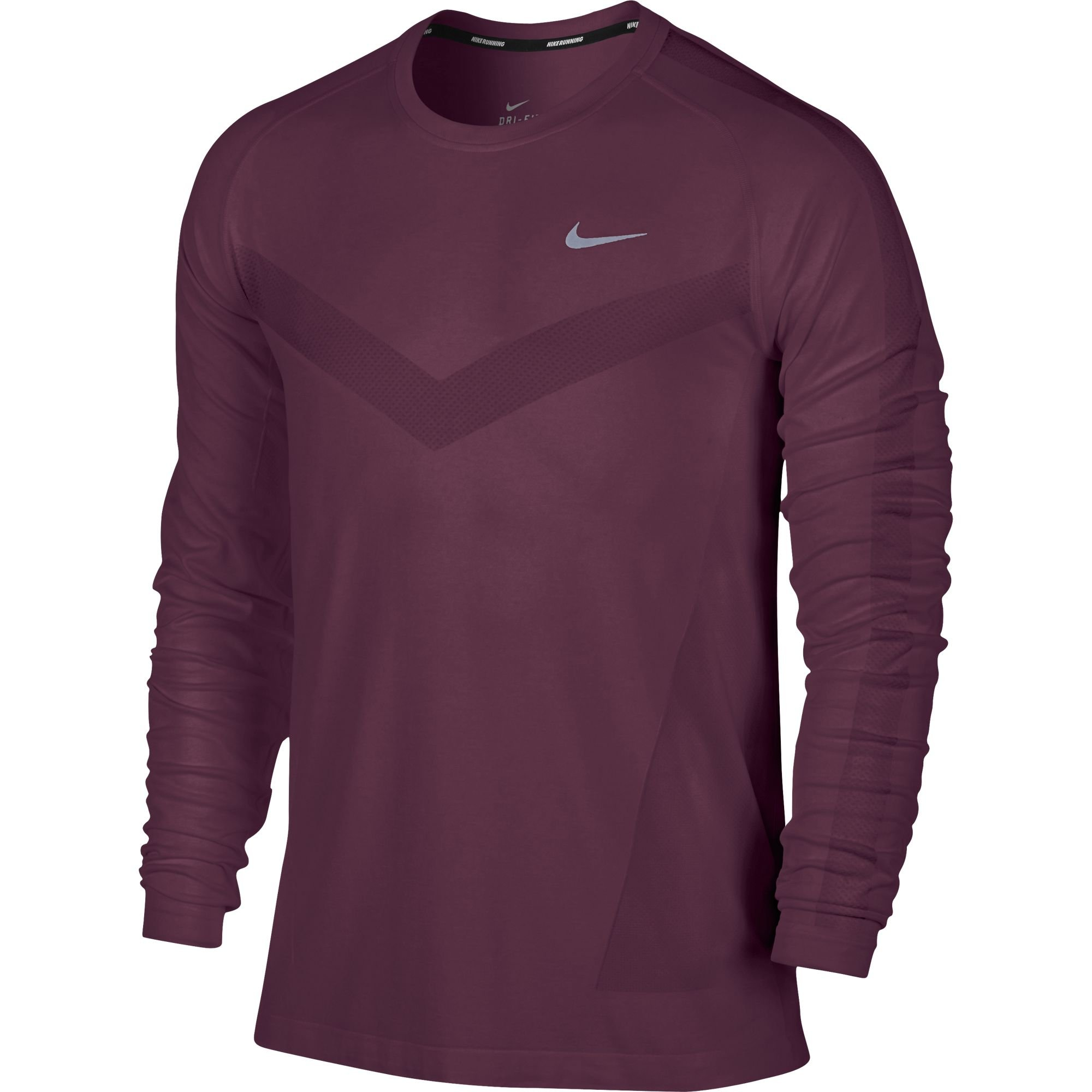 Nike Tee-Shirt Dri-Fit Knit M v�tement running homme