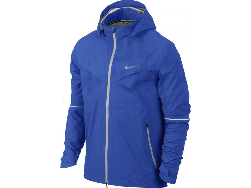 nike veste rain runner m pas cher v tements homme running vestes coupe vent en promo. Black Bedroom Furniture Sets. Home Design Ideas