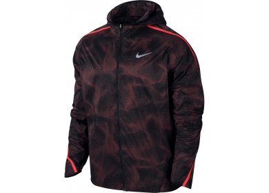 nike veste shield impossibly light m pas cher v tements homme running vestes coupe vent en promo. Black Bedroom Furniture Sets. Home Design Ideas