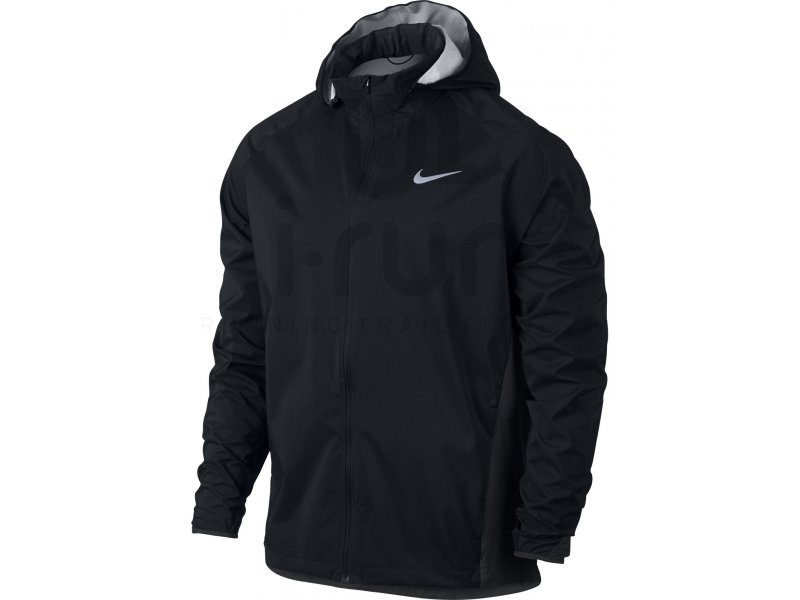 nike veste shield m pas cher v tements homme running vestes coupe vent en promo. Black Bedroom Furniture Sets. Home Design Ideas