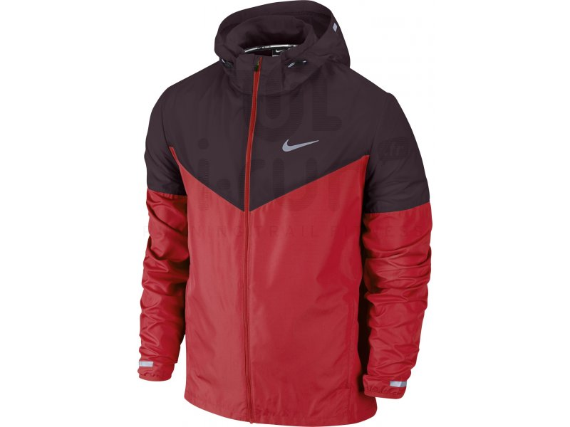 nike veste vapor m pas cher v tements homme running vestes coupe vent en promo. Black Bedroom Furniture Sets. Home Design Ideas