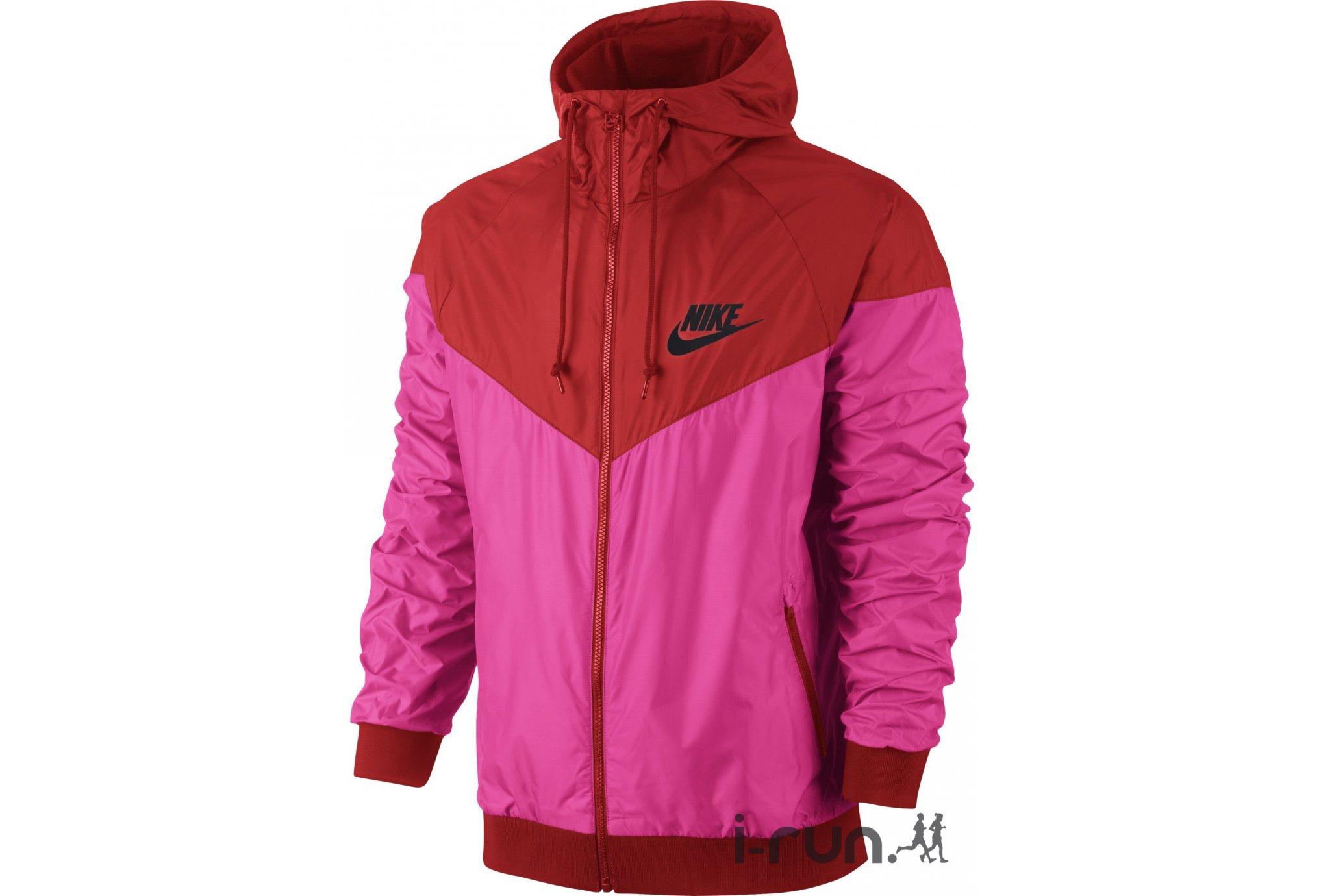 Nike Veste Windrunner M v�tement running homme