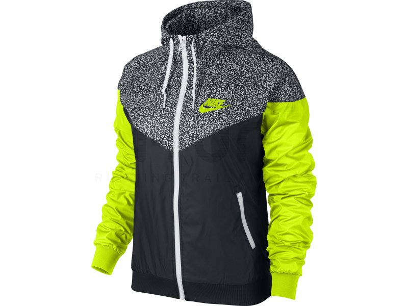 nike windrunner veste coupe vent pour femme. Black Bedroom Furniture Sets. Home Design Ideas
