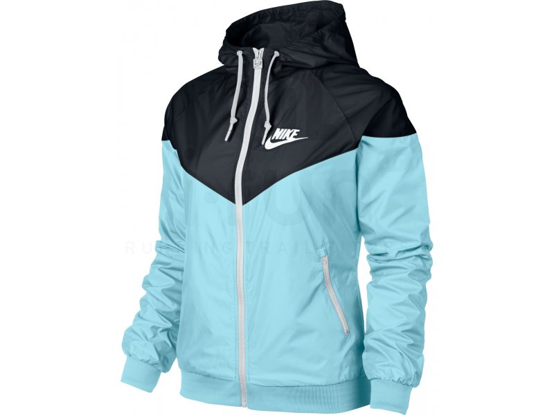 nike veste windrunner w pas cher v tements femme running vestes coupes vent en promo. Black Bedroom Furniture Sets. Home Design Ideas