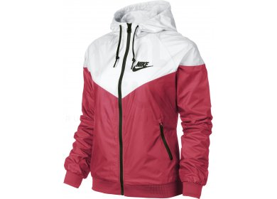 nike veste windrunner w v tements femme running vestes coupes vent nike veste windrunner w. Black Bedroom Furniture Sets. Home Design Ideas