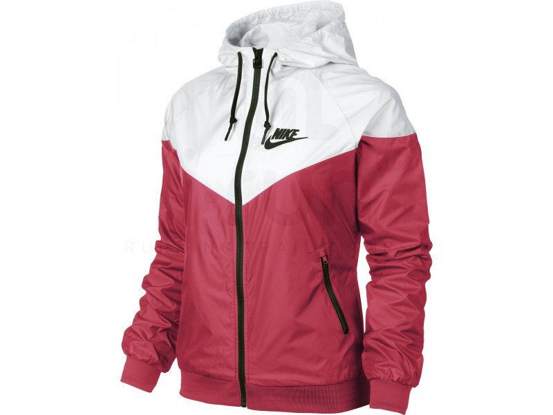 Nike Veste Windrunner W - Vêtements femme running Vestes / coupes